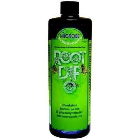 Microbe Life Foliar Spray & Root Dip-O Pint (Or Label) Nutrients | Liquid