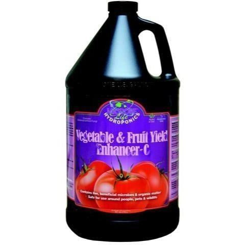 Microbe Life Vegetable & Fruit Yield Enhancer-C Gallon (Ca Label) (4/cs) Nutrients | Liquid
