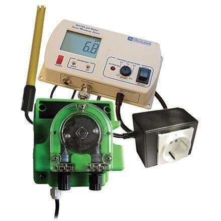 Milwaukee Ph Controller With Dosing Pump Kit Controllers | Nutrient &