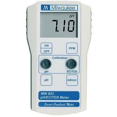 Milwaukee Smart pH / EC / TDS Combination Meter | Special Order Only