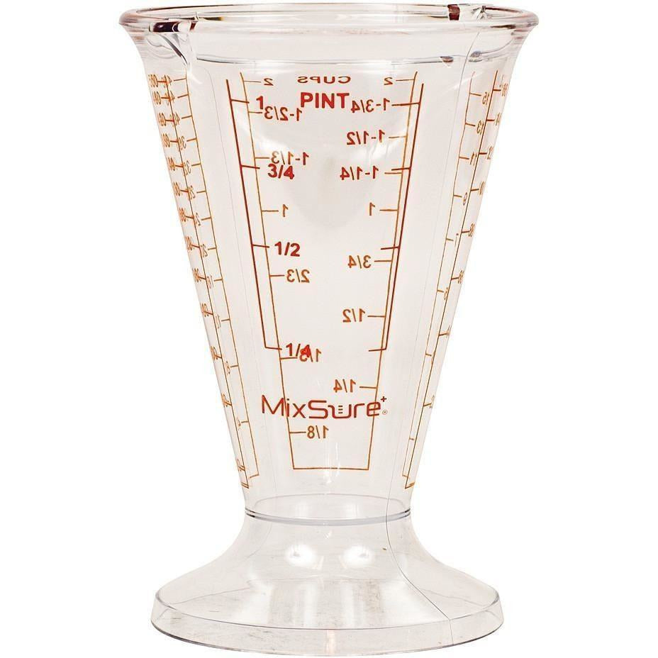 MixSure+® Conical Beaker, 500 mL | Case of 12