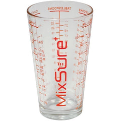 MixSure+® Pint Glass