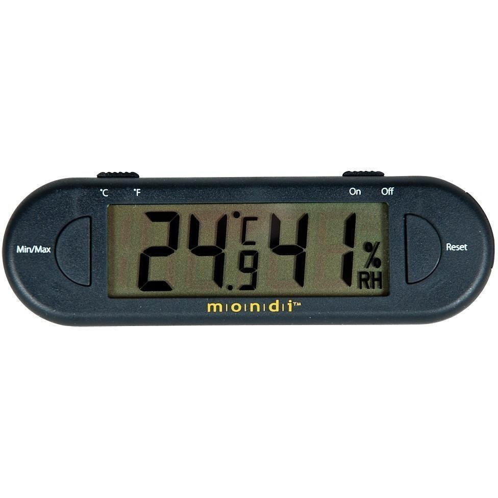 Mondi™ Mini Greenhouse Thermo-Hygrometer