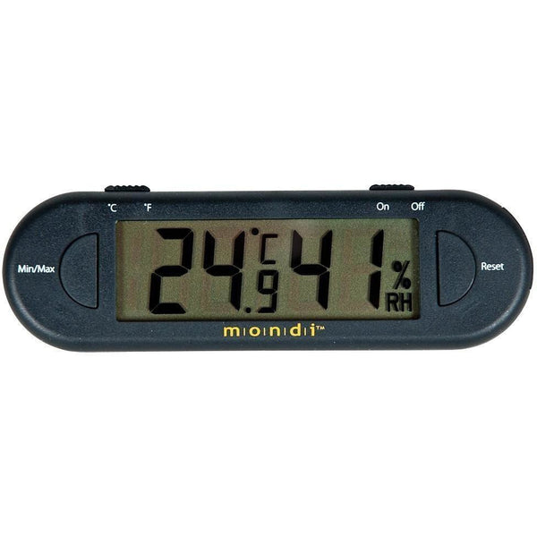 Mondi Mini Greenhouse Thermo-Hygrometer Thermometers | Hygrometers