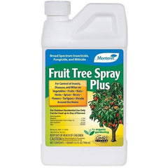 Monterey Fruit Tree Spray Plus Concentrate, qt