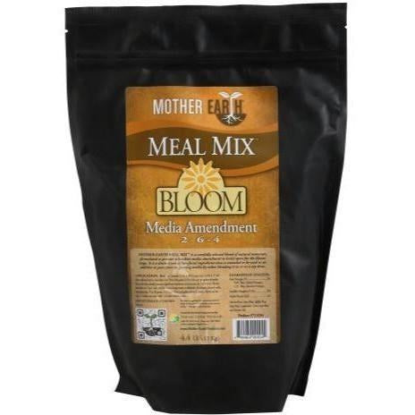 Mother Earth Meal Mix® Bloom 4.4 Lb Nutrients | Granular & Powder