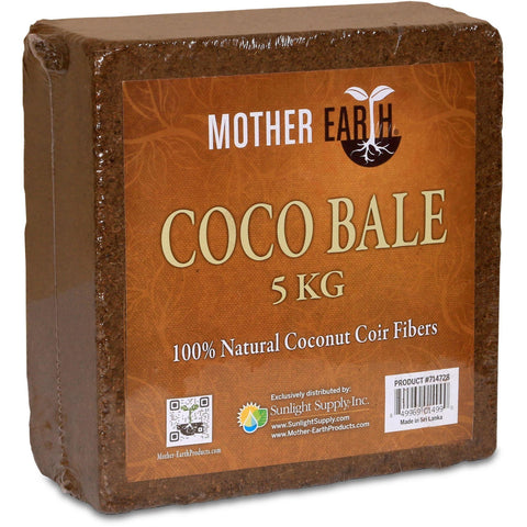 Mother Earth® Coco Bale, 5kg