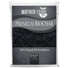 Mother Earth® Premium BioChar, 1 cu ft