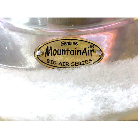 "Mountain Air® Big Air Carbon Filter MA410TLG 4"" x 10"", 188 CFM"