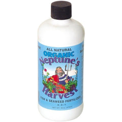 Neptune's Harvest Fish and Seaweed, 18 oz
