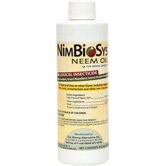 NimBioSys Neem Oil, 8 oz