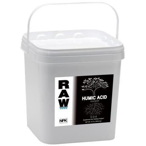 NPK RAW Humic Acid, 10 lb | Special Order Only