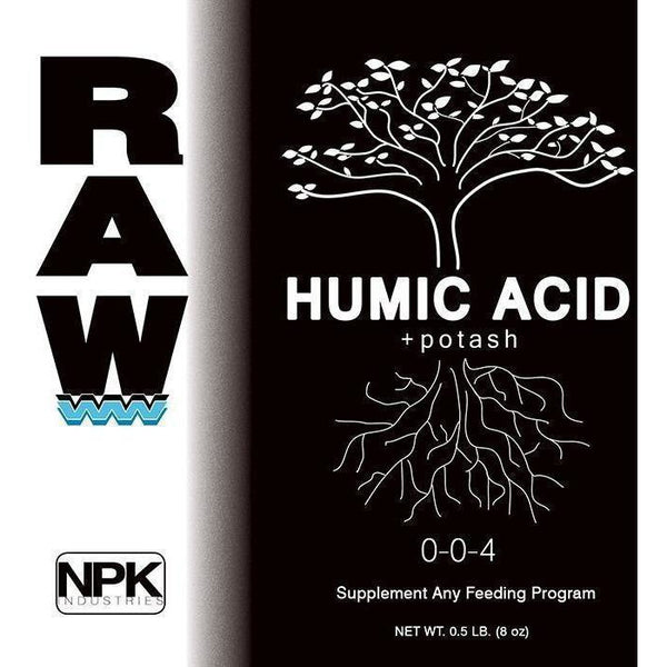 Npk Raw Humic Acid 2 Lb Nutrients | Granular & Powder