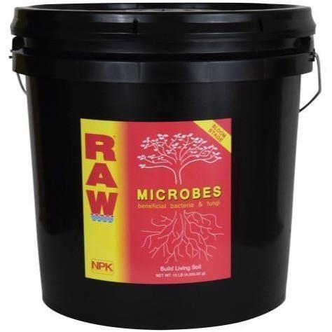 Npk Raw Microbes Bloom Stage 10 Lb Nutrients | Beneficial