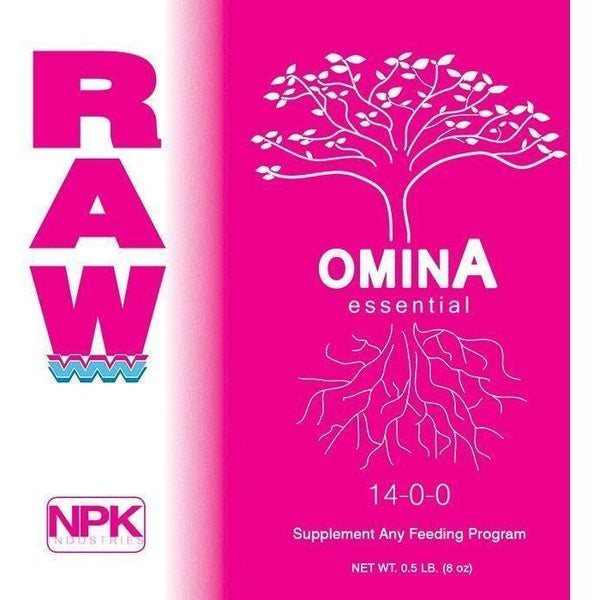 Npk Raw Omina 10 Lb | Special Order Only Nutrients Granular & Powder