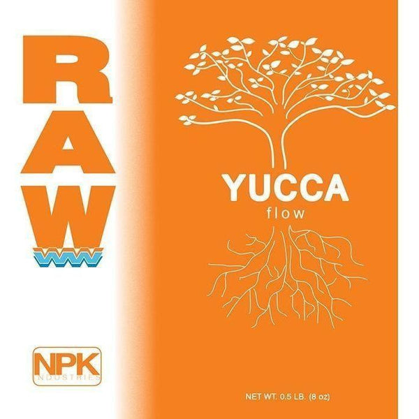 NPK RAW Yucca, 10 lb | Special Order Only