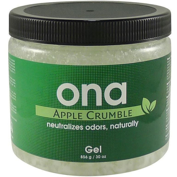 Ona Gel Apple Crumble L Air Purification | Deodorizers