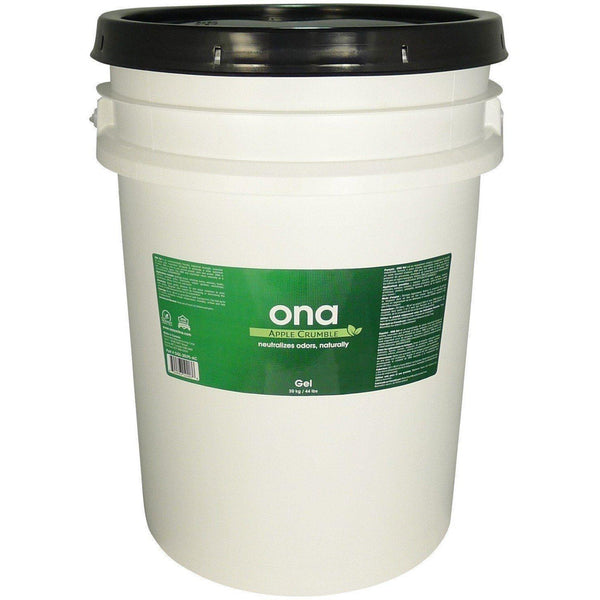 Ona Gel Apple Crumble Pail 20L Air Purification | Deodorizers