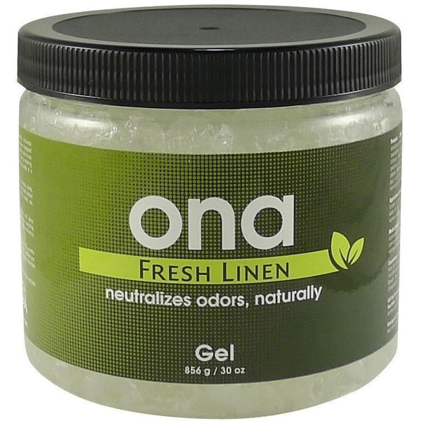 Ona Gel Fresh Linen L Air Purification | Deodorizers