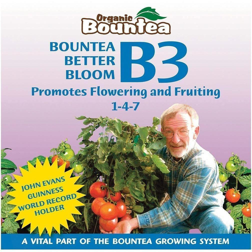 Organic Bountea Better Bloom B3, 20 lb | Special Order Only