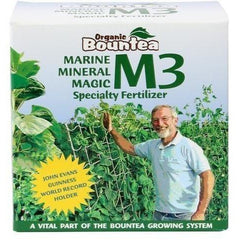 Organic Bountea Marine Mineral Magic M3, 20 lb | Special Order Only