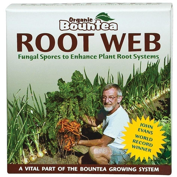 Organic Bountea Root Web Lb Nutrients | Beneficial Microbes