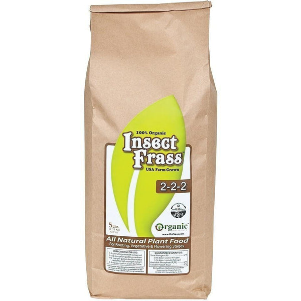 Organic Nutrients™ Insect Frass, 5 lb