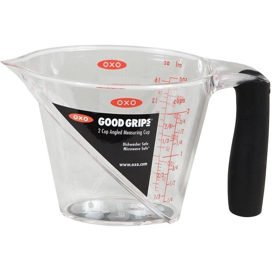 OXO Angled Measuring Cup, 2 cup