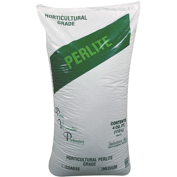 Perl-Lome Expanded Perlite 4 Cu Ft Grow Media | Amendments