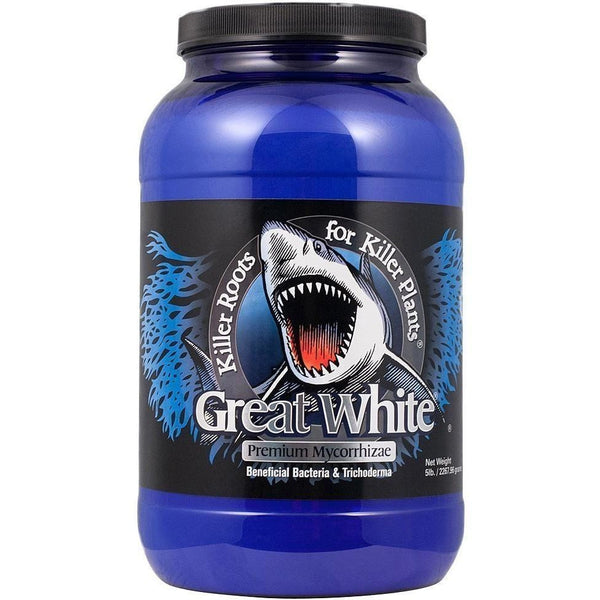 Plant Success® Great White® 5 Lb Nutrients | Beneficial Microbes