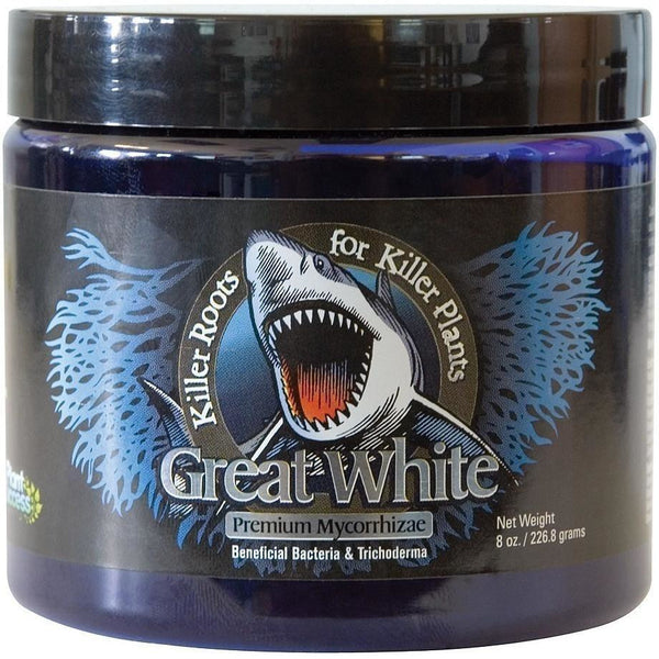 Plant Success® Great White® 8 Oz Nutrients | Beneficial Microbes