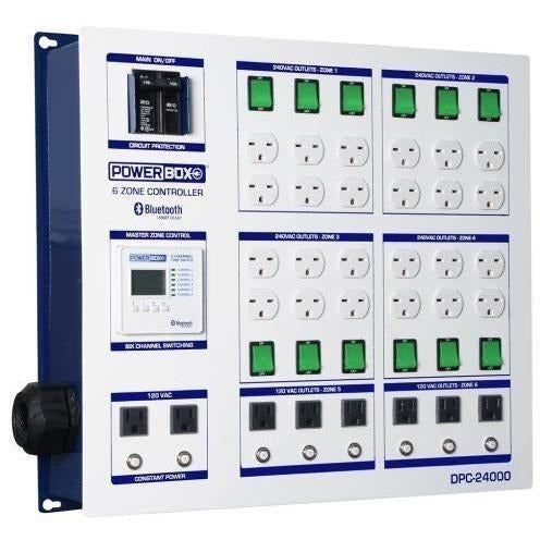 Powerbox® Dpc-24000-Bt | Special Order Only Controllers Lighting