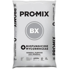 PRO-MIX® BX BIOFUNGICIDE + MYCORRHIZAE, 2.8 cu ft Loose