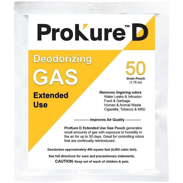 Prokure D Extended Use Deodorizer 4 000 Cu Ft 50 G Air Purification | Deodorizers