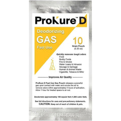 ProKure D Fast Use Deodorizer 1,000 cu ft, 10 g