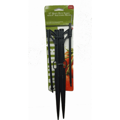 "Raindrip® 13"" Heavy Duty Stakes with 8"" Riser 