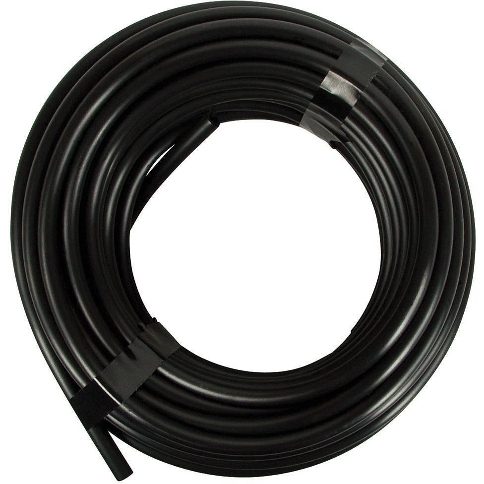 "Raindrip® Black Poly Tubing, 1/4"", 50' Coil"