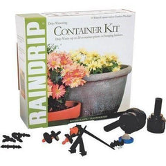 Raindrip® Drip Watering Container Kit with Anti Syphon