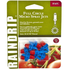 Raindrip® Full Circle Micro Spray Jets | Pack of 10