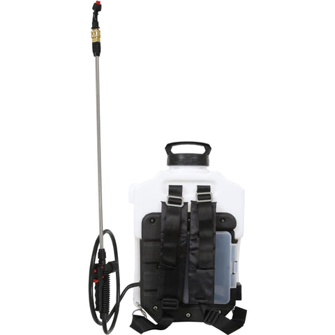 Rainmaker® 18 Volt Lithium Ion Backpack Sprayer, 4 gal