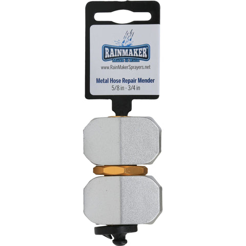 "Rainmaker® Metal Hose Repair Mender, 5/8"" - 3/4"""