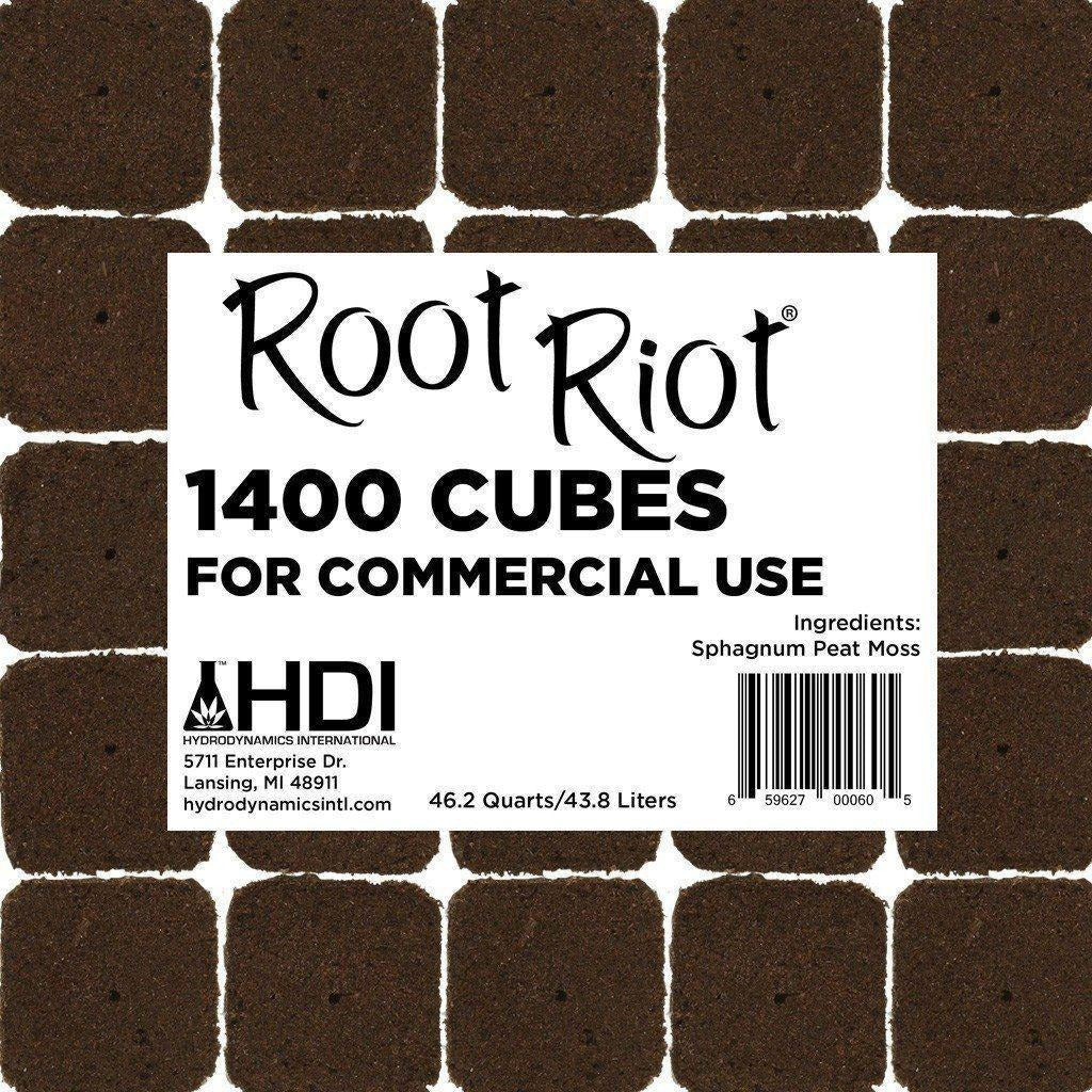 Root Riot® Starter Plug Cubes | Pack of 1500
