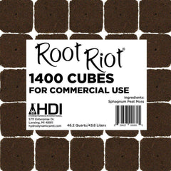 Root Riot® Starter Cubes | Pack of 1400