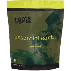 Roots Organics Essential Earth Powdered, 3 lb