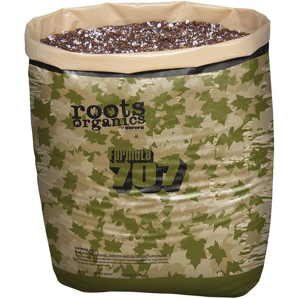 Roots Organics Formula 707 Growing Mix 1.5 Cu Ft Grow Media | Soil & Soiless