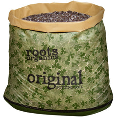 Roots Organics Original Potting Soil, 3 cu ft