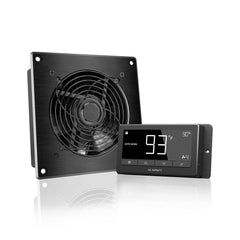 AC Infinity AIRTITAN T3 Crawl Space and Basement Ventilator Fan, Temperature and Humidity Controller, 6""