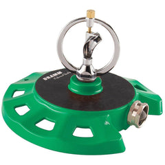 Dramm ColorStorm™ Spinning Sprinkler, Green