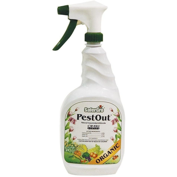 Safergro® Pest Out® Rtu Qt Plant Pests | Insect Control