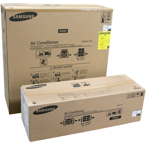 Samsung Mini Split System 20+ SEER, Heating & Cooling, 24,000 BTU | Special Order Only